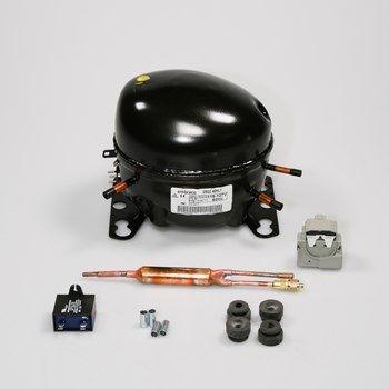 Compressor Service Kit W10233961 Whirlpool Corporation Service Kits Whirlpool Refrigerator Compressor