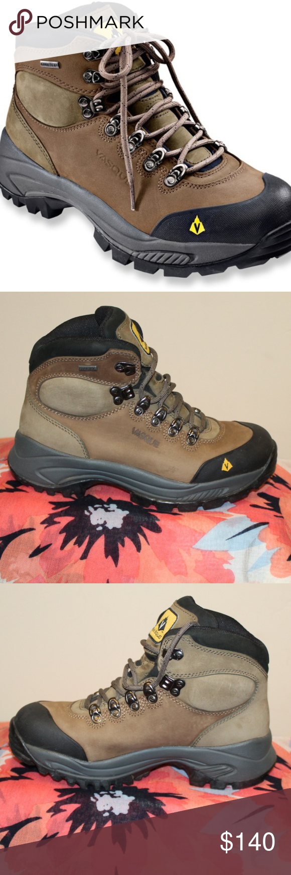 1ec69ad8eb1 Vasque Wasatch GTX Hiking Boots - Women's 8 Excellent pre-owned ...