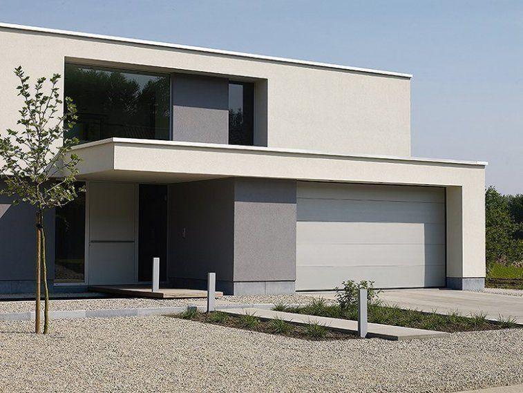 Bouw modern appartementen zwart wit communicatie bvba for Moderne laagbouw woningen