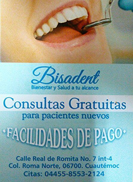 Consultorio Dental colonia roma