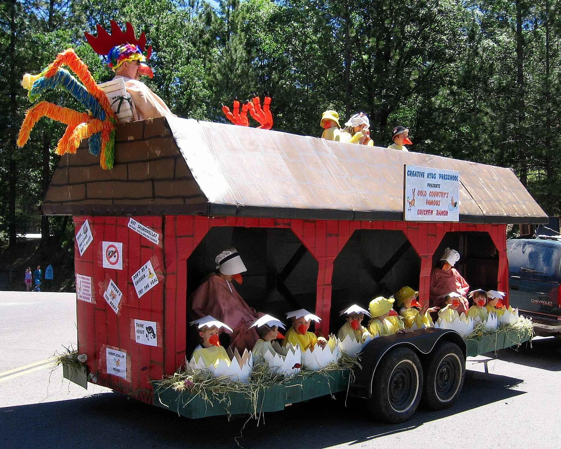 Best 25+ Kids parade floats ideas on Pinterest   Parade floats ...