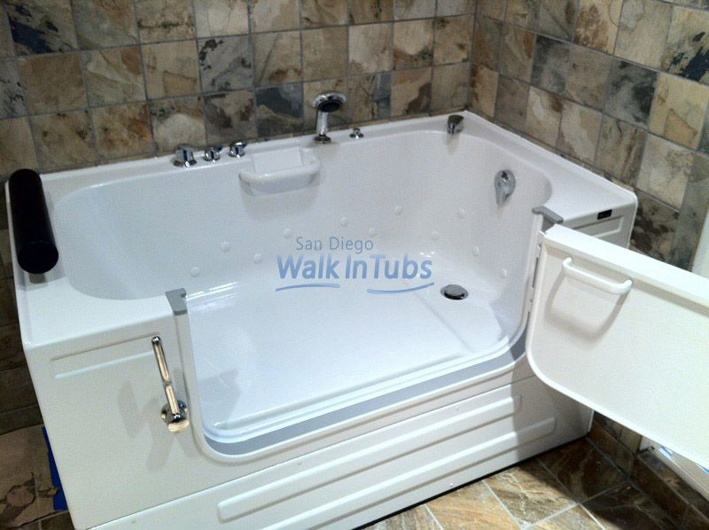 Walk In Tub Installation In 2019 Walk In Tubs Bathtub Shower Combo Tub