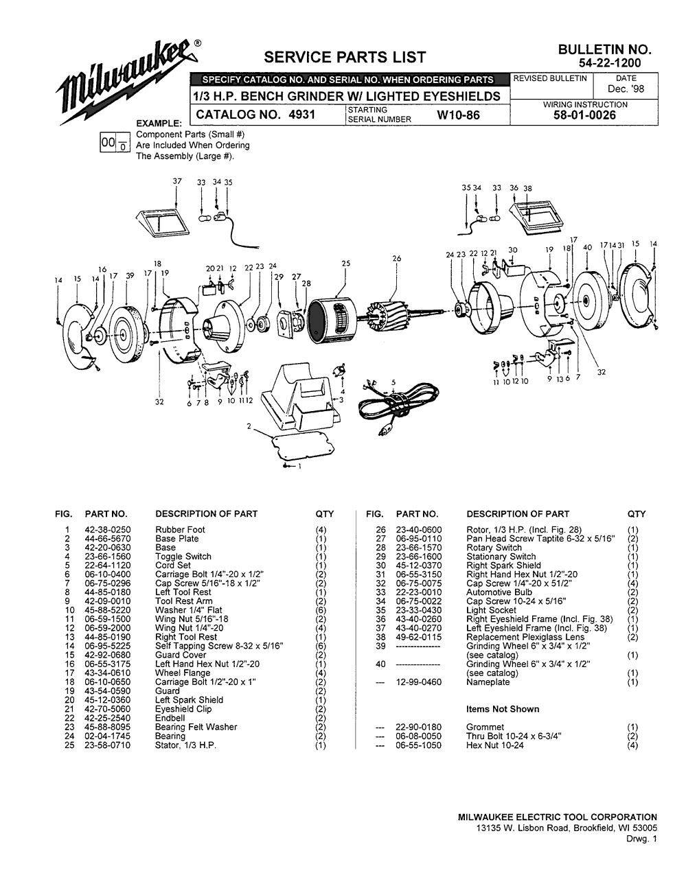79 Reference Of Bench Grinder Diagram In 2020 Bench Grinder Grinder Pedestal Grinder