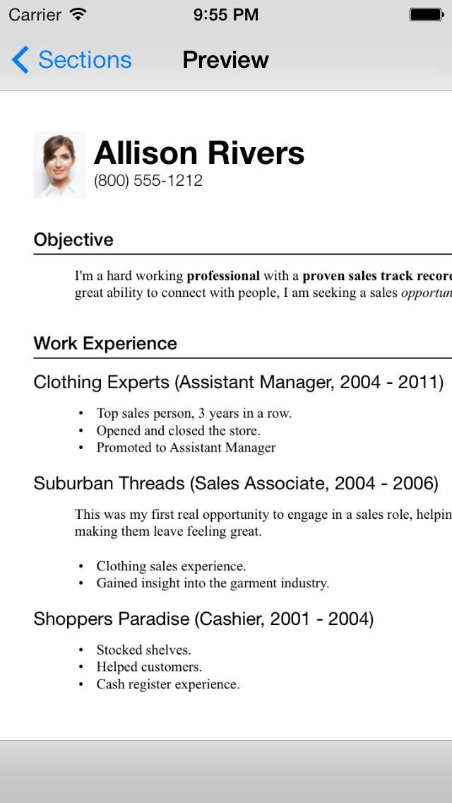 Resume Designer App Resume Cv Templates Pinterest Cv