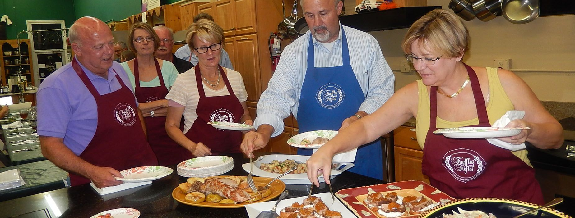 group cooking classes orlando