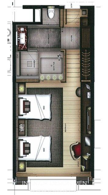 Standard Hotel Room: 一个酒店的标准间30种思路