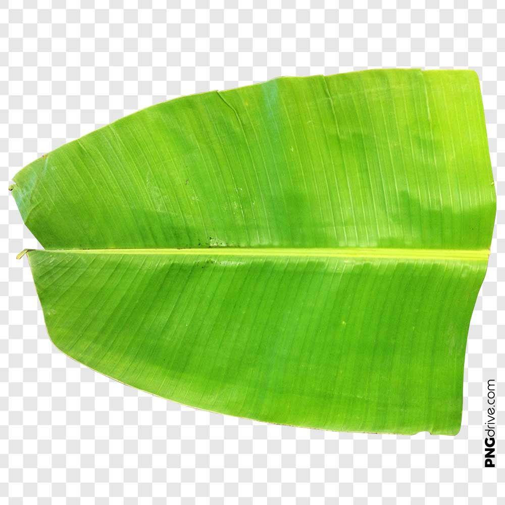Banana Leaf Png Images Banana Leaf Green Banana Banana