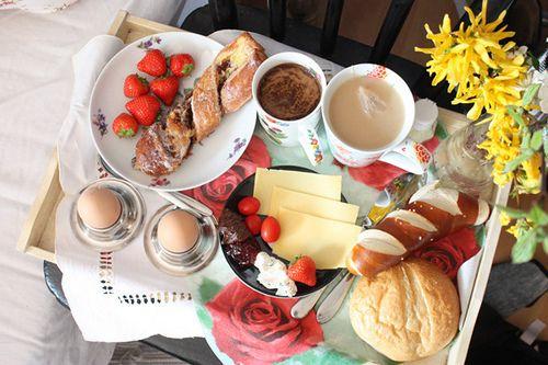Paris breakfast