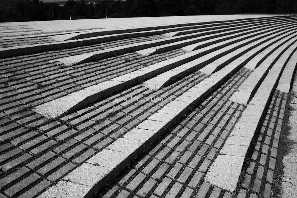Treppe Hamburg treppe steps bank spot concrete beton graphic hamburg