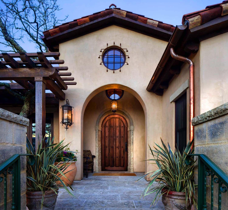 Stunning Spanish Revival Dream Home In Sonoma Wine Country Spanish Revival Home Spanish Style Homes Mediterranean Homes