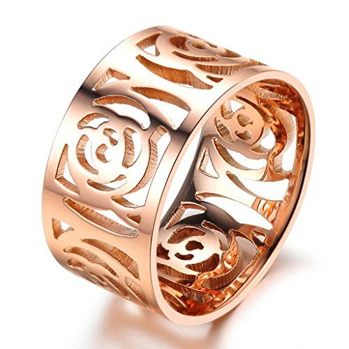 MoAndy Jewelry Rose-Gold-Plated Women's Fashion Figure Rings Bands Hollow Out Wedding Gift Rose Golden US Size 6 MoAndy http://www.amazon.com/dp/B00LAQ5UJE/ref=cm_sw_r_pi_dp_U9TXtb000ET9J8R0