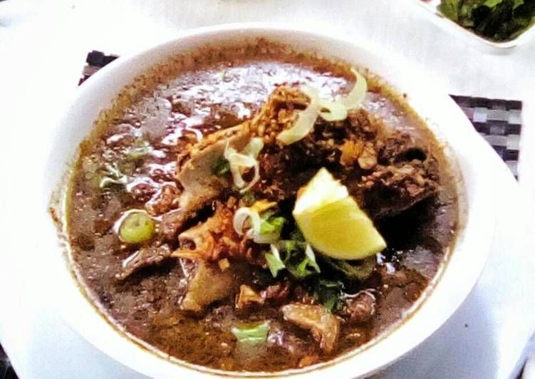 Resep Sop Konro Makassar Oleh Dapur Mba Mer A Ka Merna Kitchen Resep Resep Resep Masakan Makanan Sehat