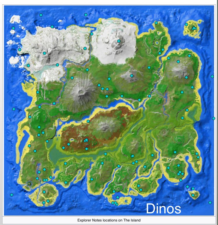 Pin By William Steve On Dnd Maps Ark Survival Evolved Ark