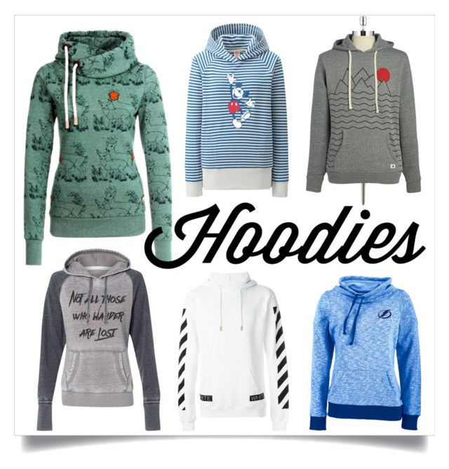 """""""Hoodie"""" by sixthandsocial on Polyvore featuring Uniqlo, Antigua, women's clothing, women, female, woman, misses and juniors"""