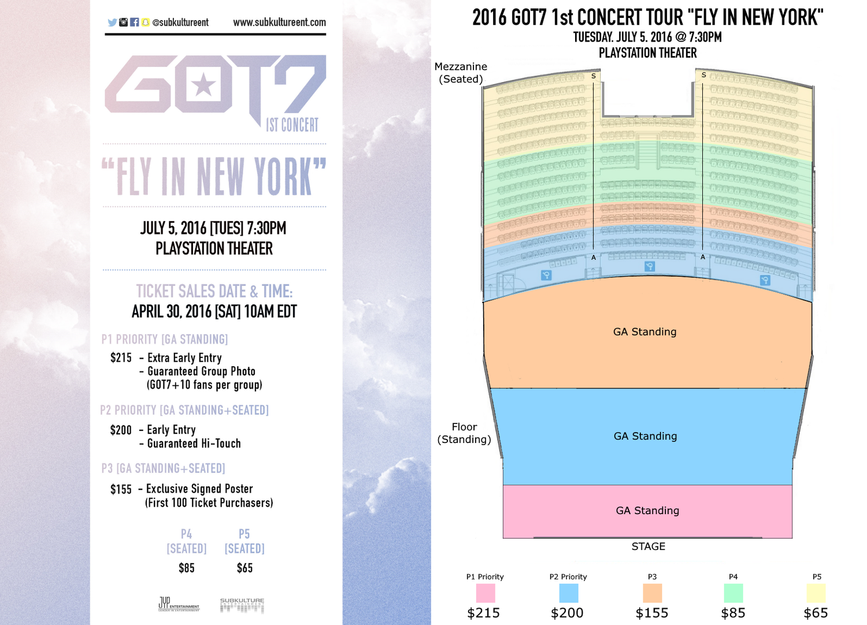 got7 tickets 2016 by YouGotNoJams JacksonAteRice