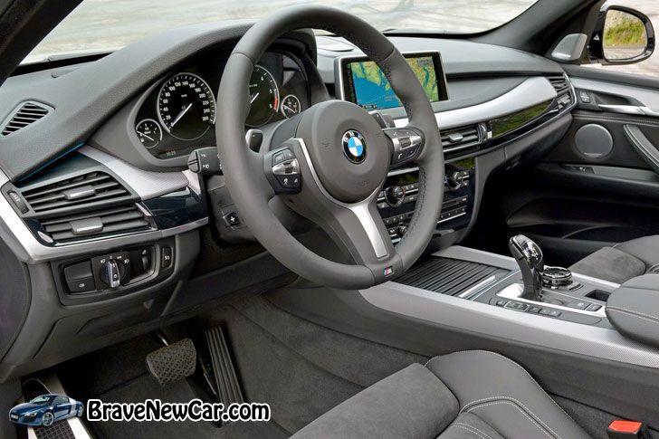 2014 Bmw X5 M50d Dashboard Bmw X5 Bmw Best Car Photo