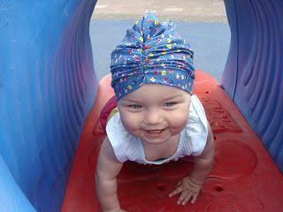 turban for kids