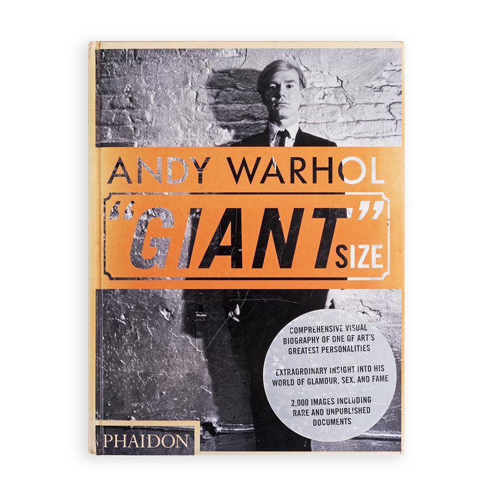 Andy Warhol -  Giant Size #andywarhol