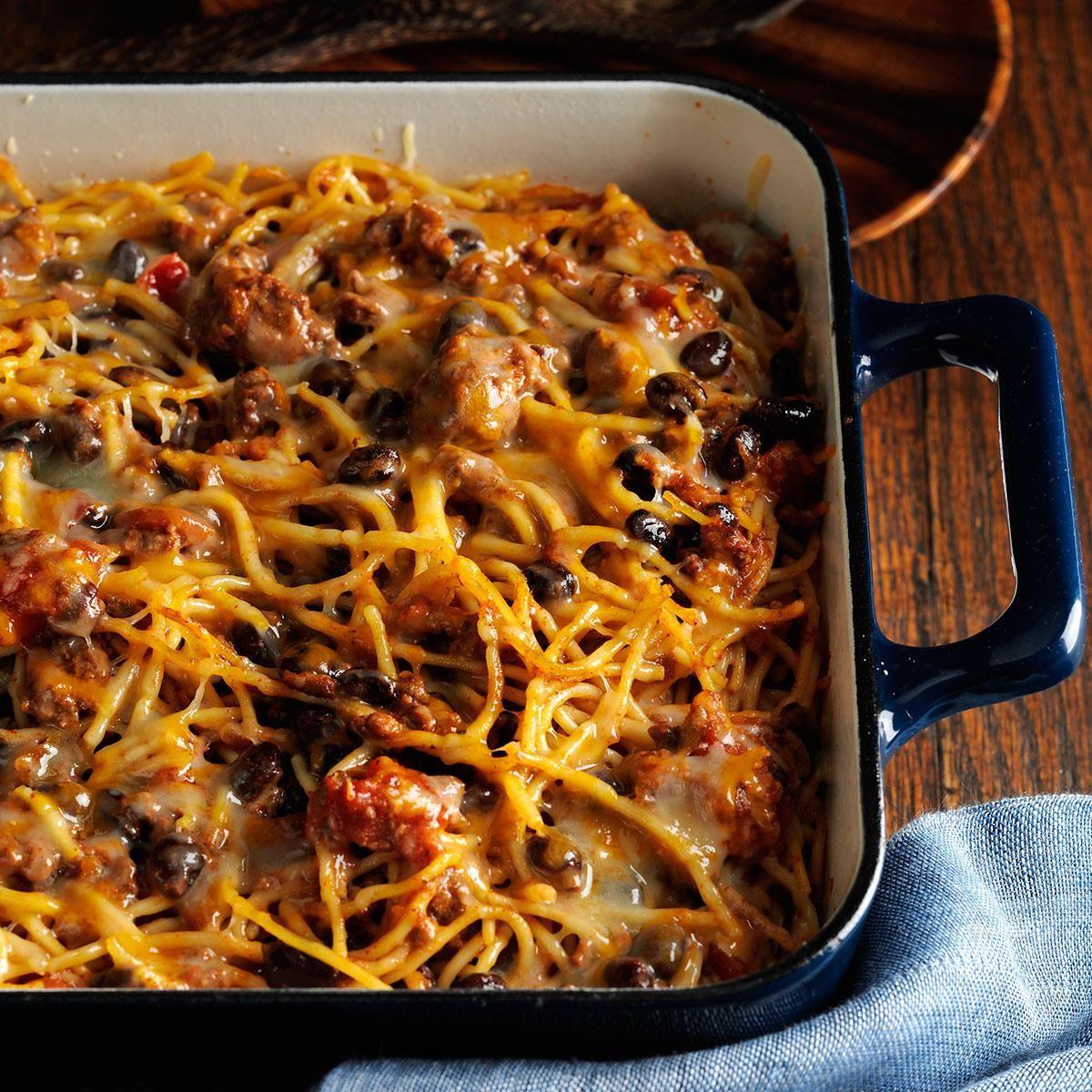 Taco Spaghetti, Leftover