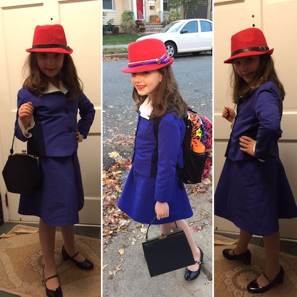 awesome mom transforms her daughter into agent carter