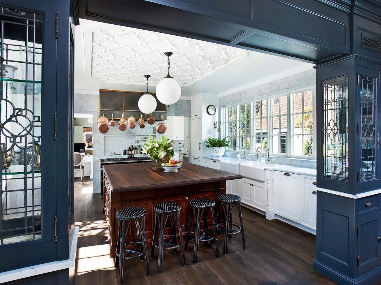 Our 55 Favorite White Kitchens | KITCHEN & DINING AREAS ...