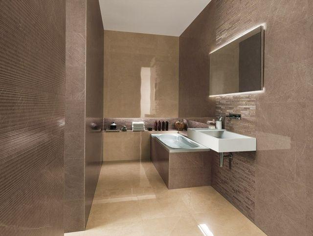 17 best images about bad on pinterest toilets design and guest badezimmer fliesen badezimmer braun babblepath - Badezimmer Fliesen Braun