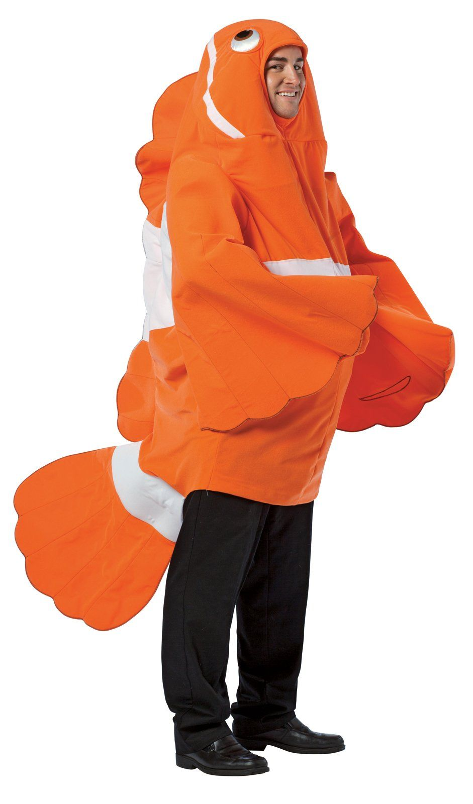 Clown Fish Adult Costume | Fish, Costumes and Halloween 2017