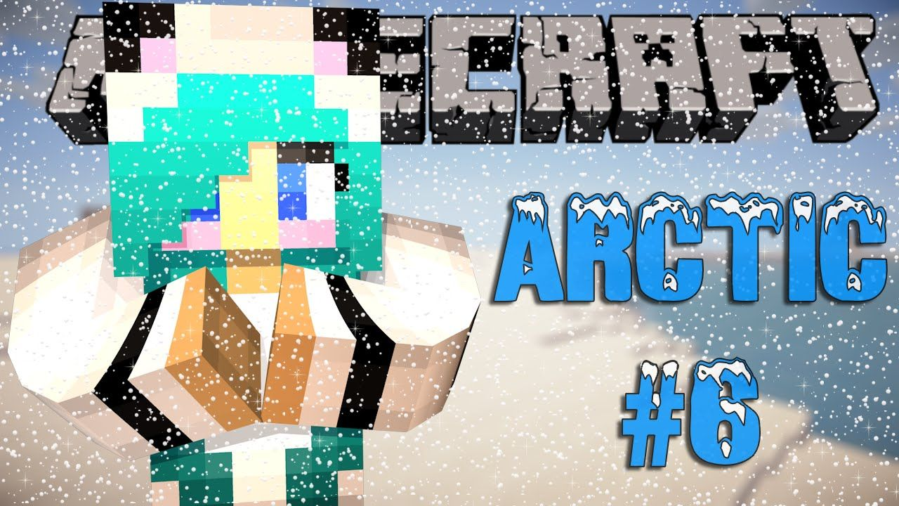 Minecraft Arctic Custom Map ITA ep6 Season 1  Andiam a zappar w