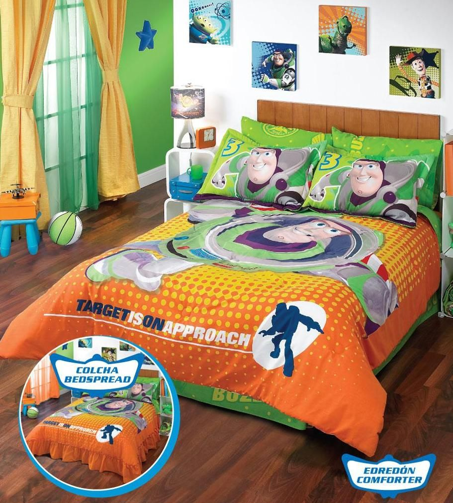 Buzz Lightyear Bedding Twin