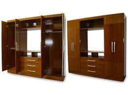 resultado de imagen para modelos de roperos de madera modernos ... - Imagenes De Roperos De Madera