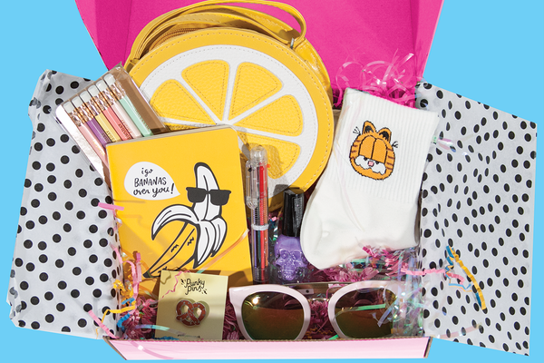 Quirky Crate Subscription Box Design Subscription Box Packaging Subscription Boxes
