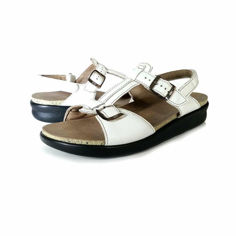 $157 SAS Sandals Womens Size 9 Wide