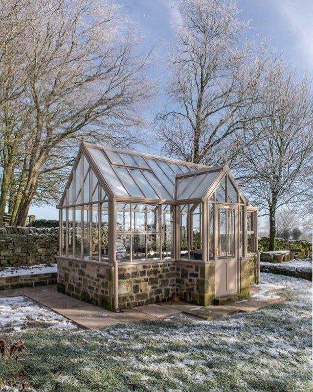 "Hartley Botanic On Instagram: ""A Frosty Victorian Villa"
