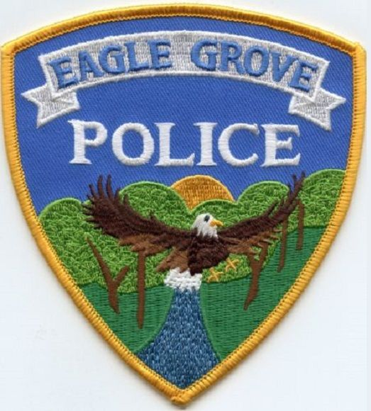 HOGANSVILLE GEORGIA GA POLICE PATCH