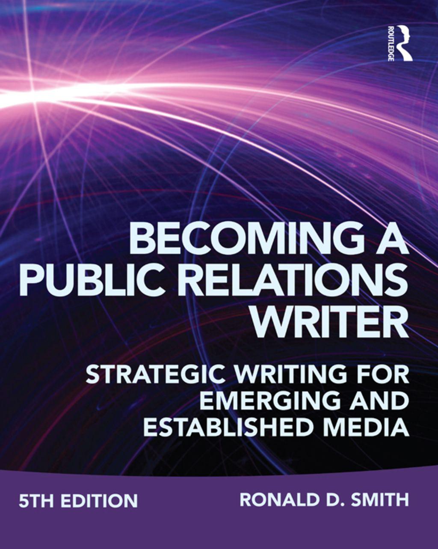a Public Relations Writer (eBook Rental) Public