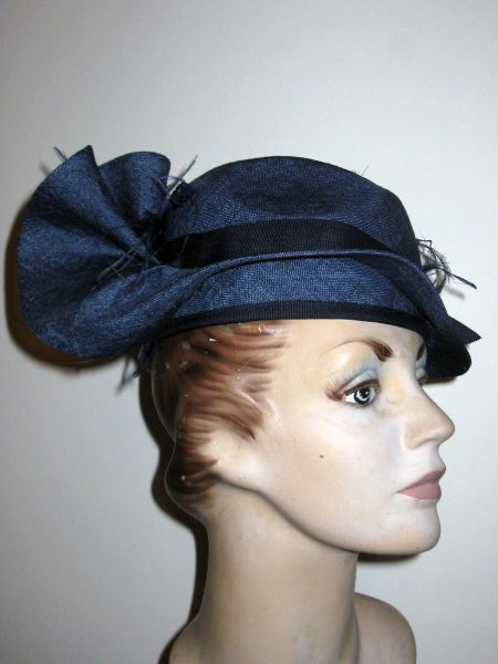 Vintage Style Hat  de993512081