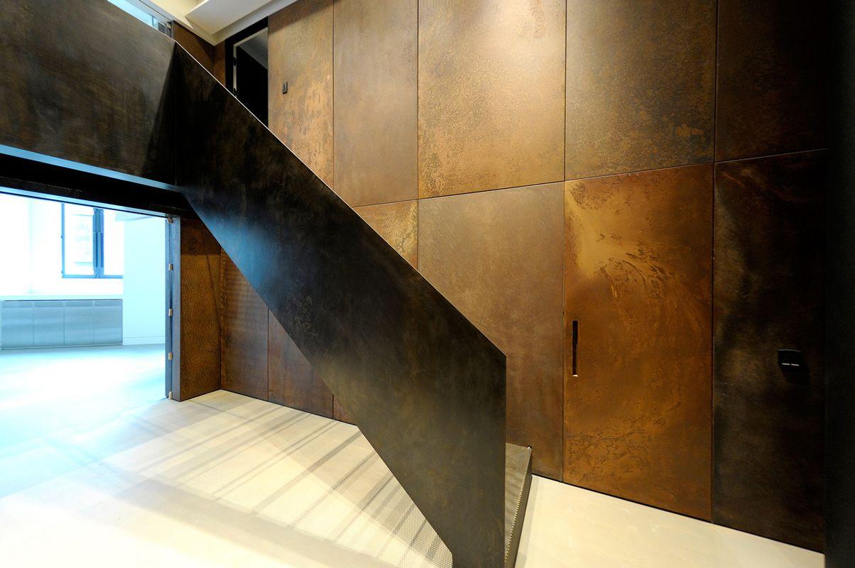 Best Stair Balustrades Metal Big Metal Wall Panel 400 x 300