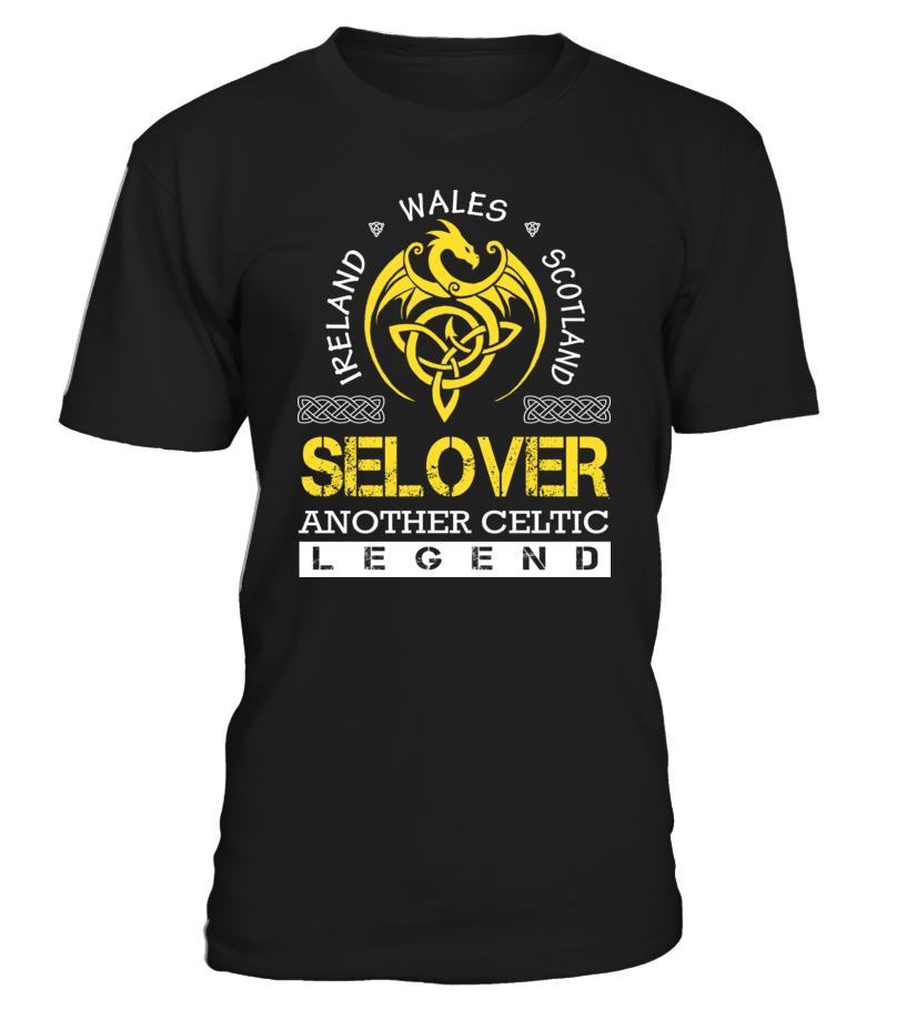 SELOVER Another Celtic Legend #Selover