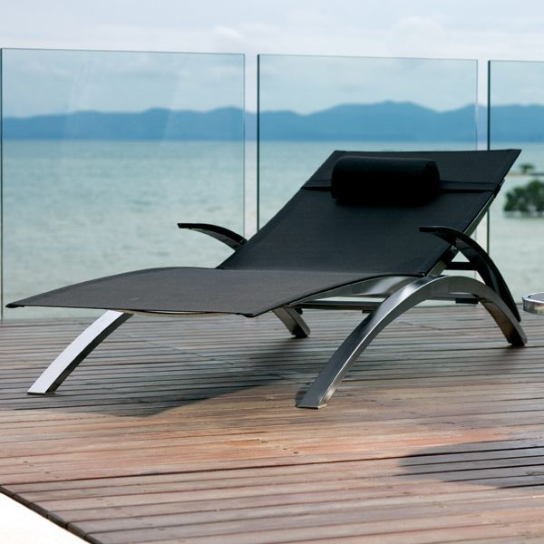 Modern Chaise Lounge Ovalmag Com In 2020 Modern Outdoor Chaise Modern Chaise Lounge Modern Patio Furniture