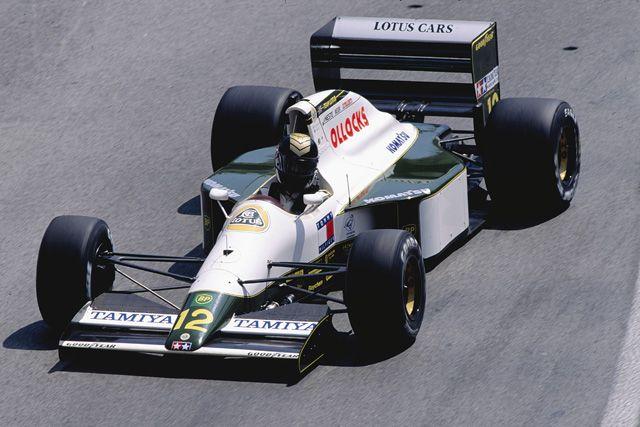 Image result for 1991 imola de bailey