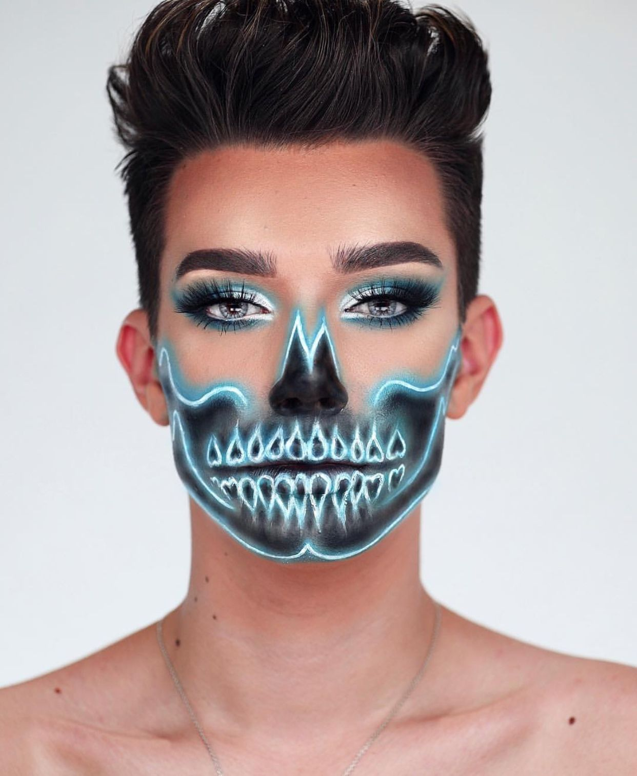 Maquillajes para hombre, ideas y diseños para hombres