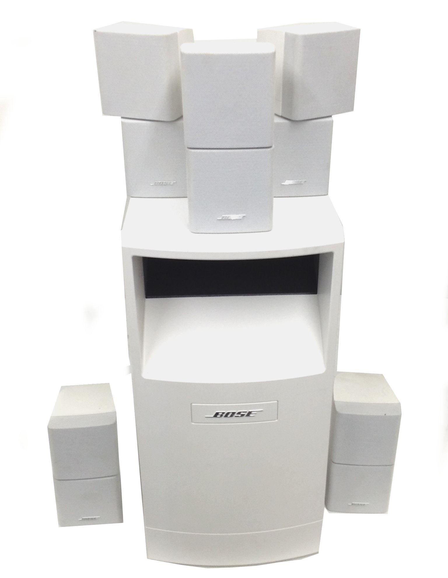 Bose Surround Sound System Acoustimass 10 Series III