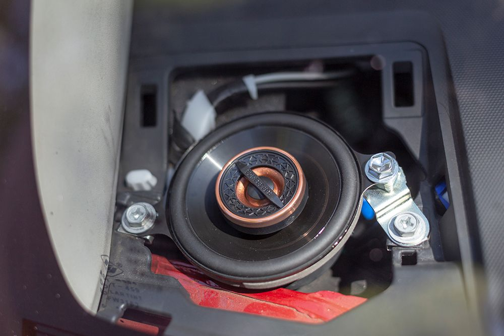 Upgrading the 4Runner's Dash Speakers (With images