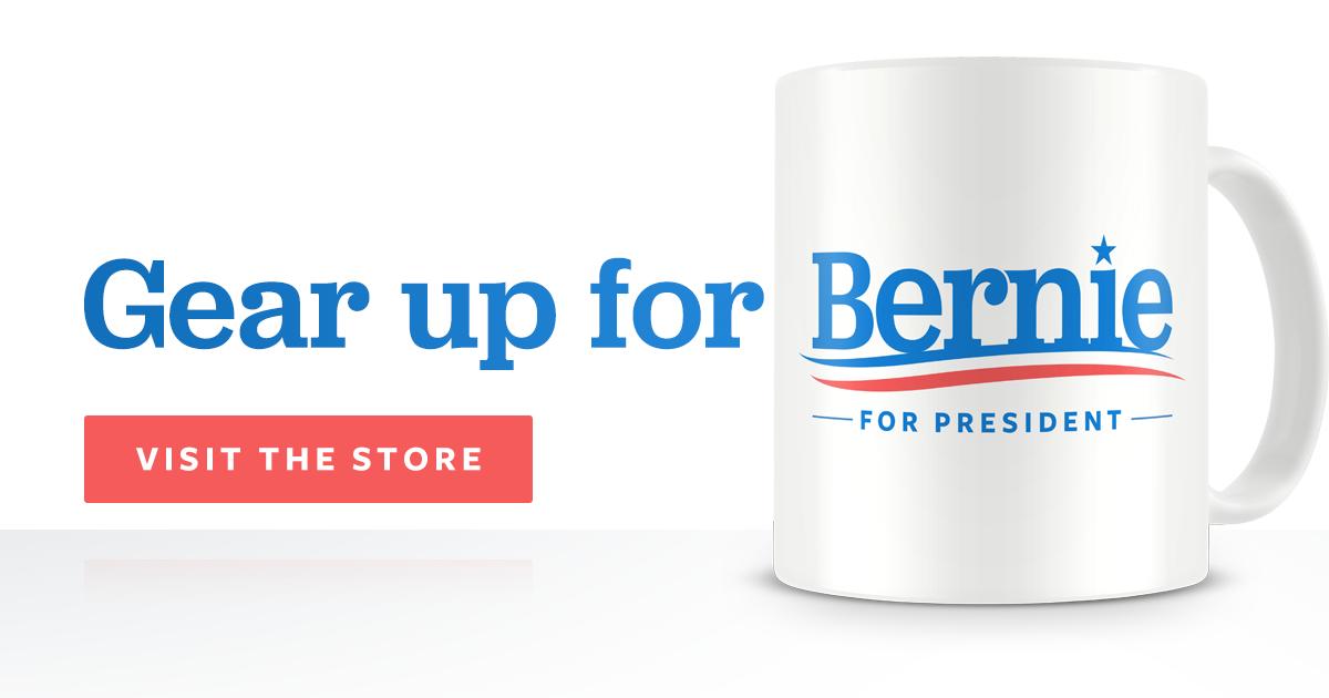 Bernie Sanders Store