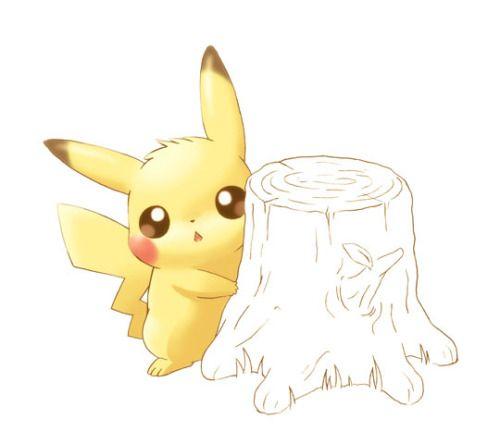 Pikachu Pikachu Drawing Cute Pikachu Cute Pokemon Wallpaper