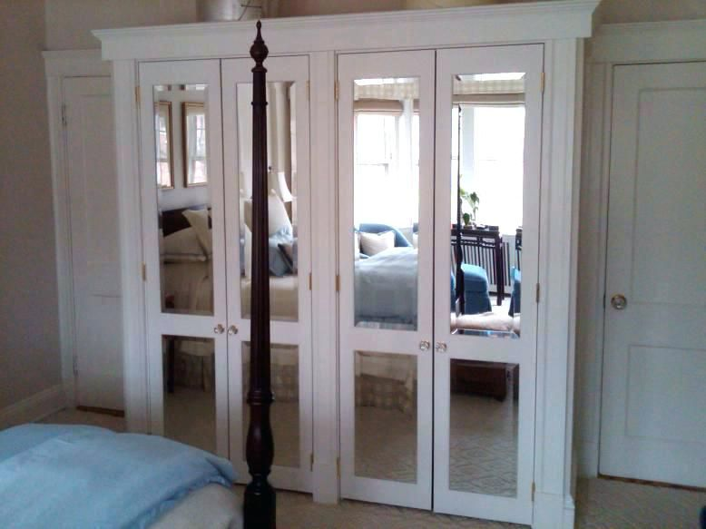 Folding Mirror Closet Doors Design Interesting Check More At Https
