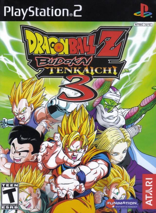 Dragon Ball Z Budokai Tenkaichi 3 Ps2 Ntsc Español Latino Game Pc Rip Juegos De Dragones Juegos De Play 2 Juegos De Psp