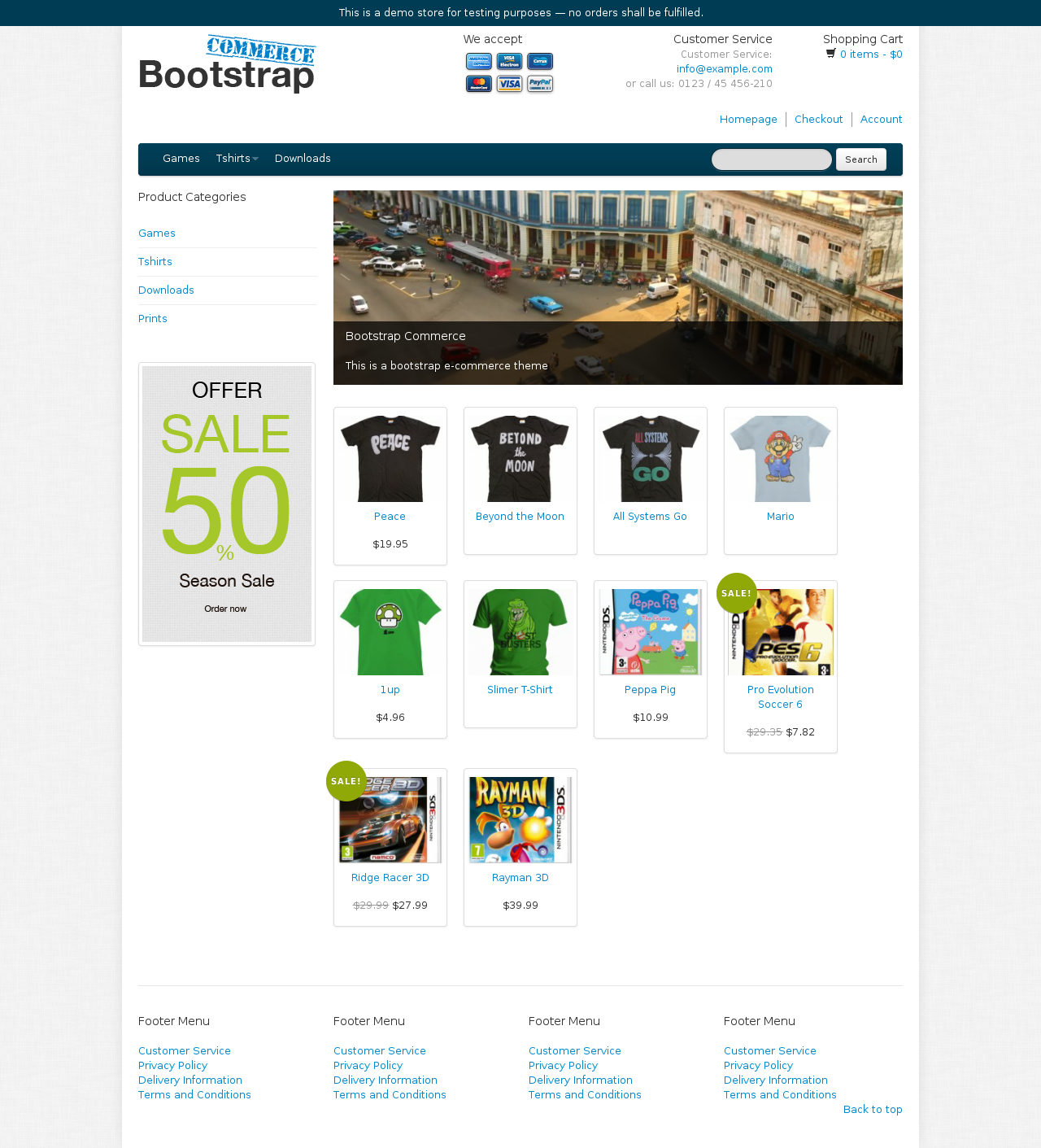 Bootstrap Woocommerce Wordpress Is A Wordpress Theme For The
