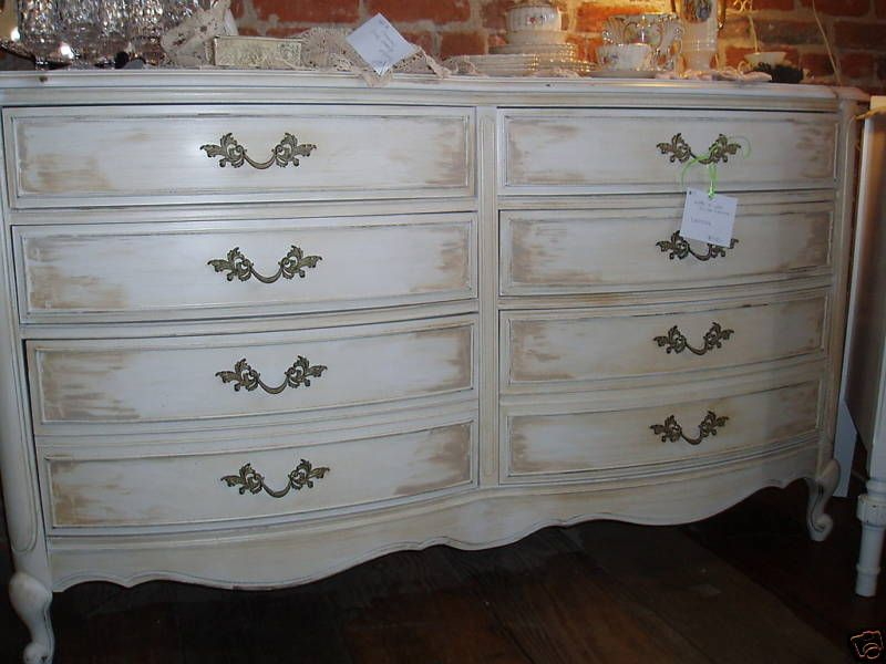 Painted Furniture for Sale   Dixie furniture co  french provincial style dresser  Ebay Seller. Painted Furniture for Sale   Dixie furniture co  french provincial