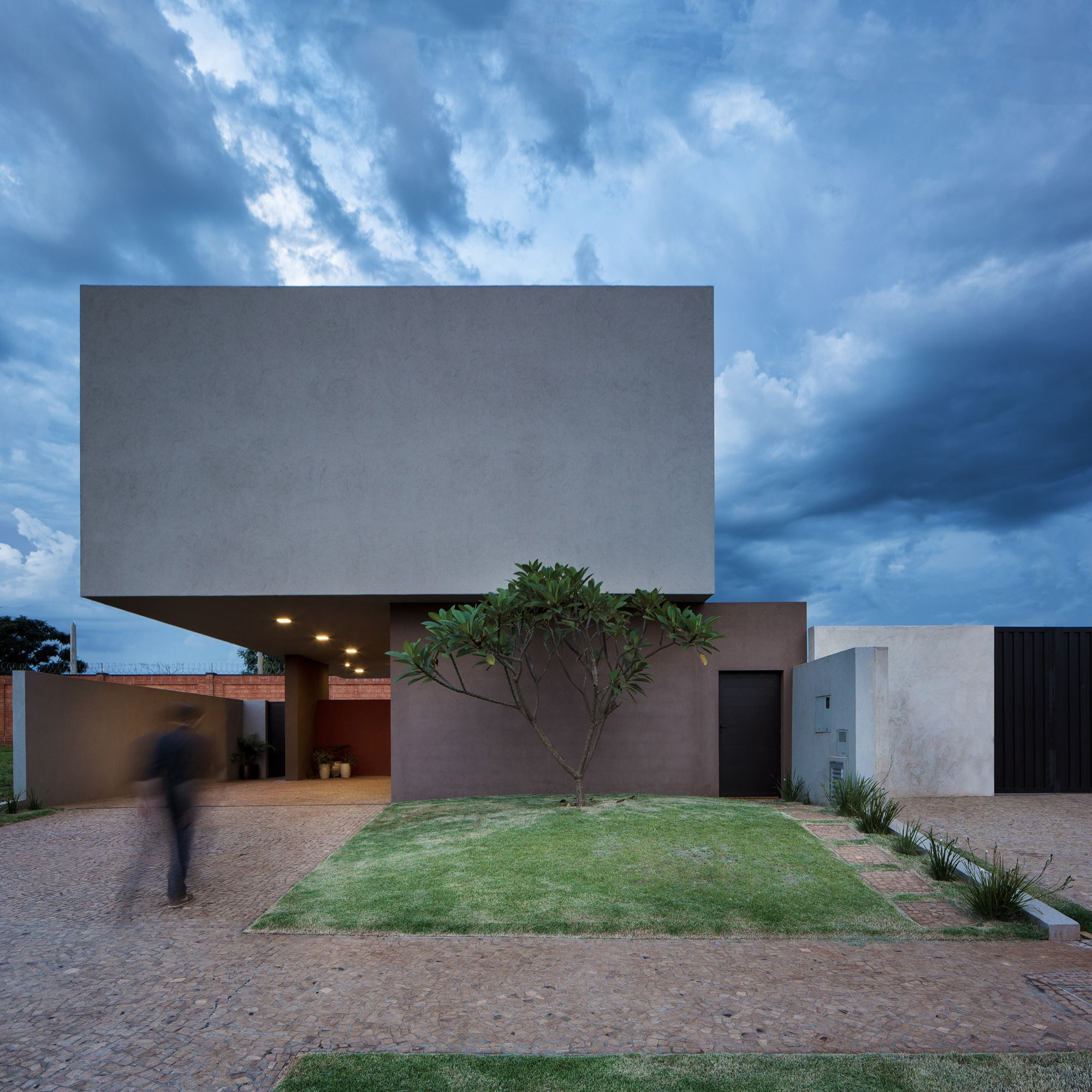Qp House Comover Arquitetura Urbanismo Arq